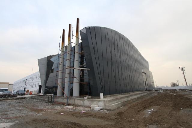 AYG FABRIKA - demirce mimarlık - izmir